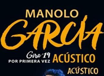 Concierto. Manolo García
