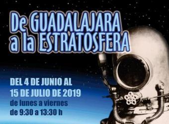 Exposición. De Guadalajara a la estratosfera