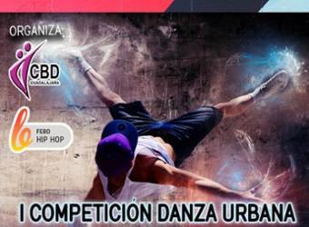 Danza. I Competición de danza urbana