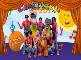 Musical. Cantajuegos: super-éxitos