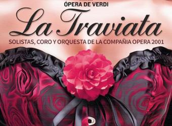 Ópera. La Traviata