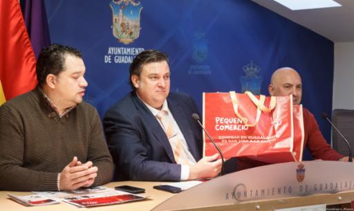 Hoy comienza una nueva campaña comercial de Navidad auspiciada por la Concejalía de Comercio