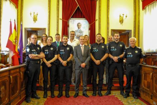 El Ayuntamiento potenciará en las calles la policía de barrio