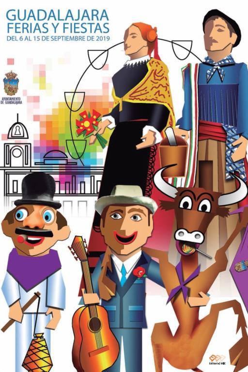 Las Ferias de Guadalajara cuentan este año con actividades en zonas nuevas, como el barrio de Las Lomas