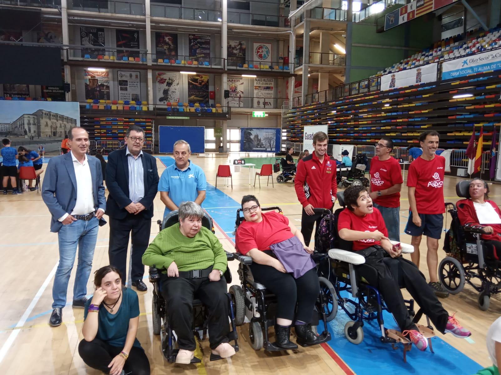 El Ayuntamiento  potenciará el carácter inclusivo del  deporte dentro del nuevo Plan Estratégico
