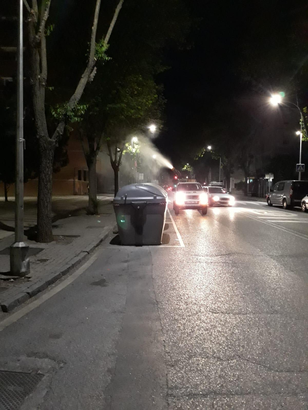 La Concejalía de Medio Ambiente ya   está llevando a cabo  las campañas  de control de mosquitos y  otros insectos