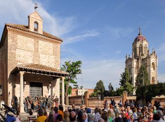 """El  próximo sábado,día 29 de junio, junto a la ermita de San Roque,  arranca la nueva edición de  los """"Bailes bajo la luna"""""""