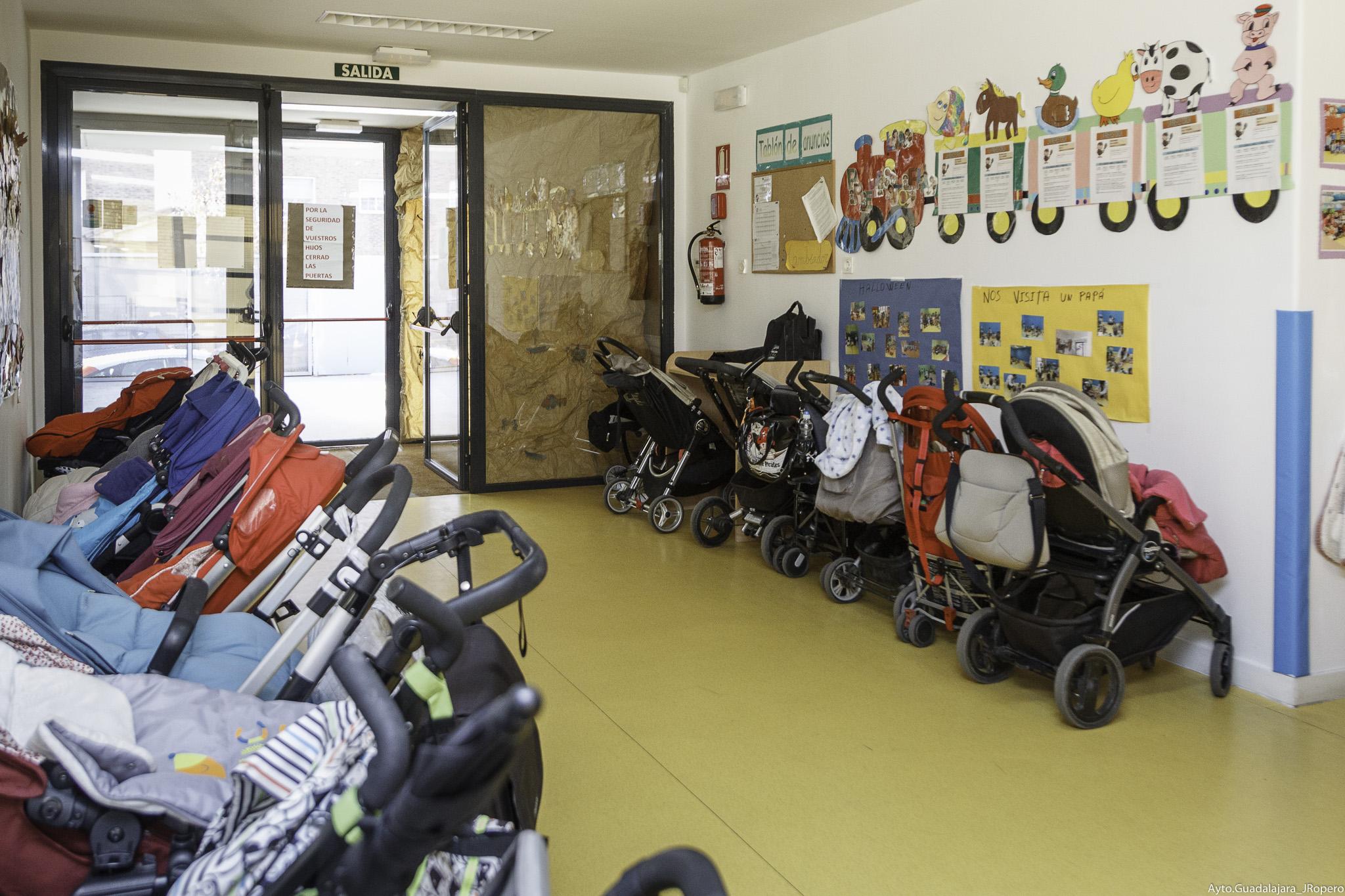 Abierto hasta el 1 de julio el plazo de matrícula en las dos escuelas infantiles municipales