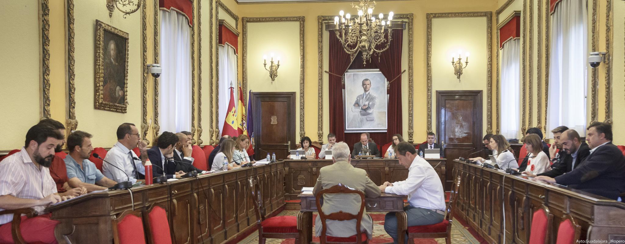 Relación de los acuerdos adoptados en la sesión plenaria del 5 de septiembre de 2019