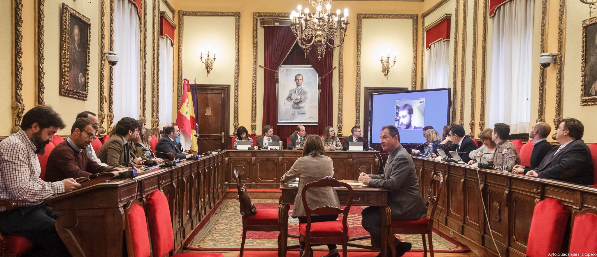 El Pleno aprueba las ordenanzas fiscales para 2020