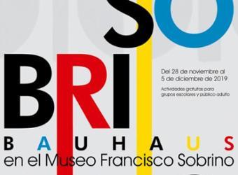 Exposición. Homenaje a la Bauhaus