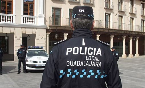 Detenido un vecino de Guadalajara por incumplir reiteradamente las normas decretadas por el estado de alarma.