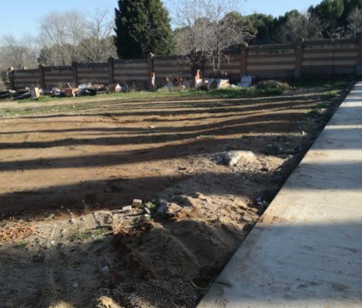 El Ayuntamiento acomete obra de urgencia en el cementerio y refuerza el servicio ante el incremento de demanda