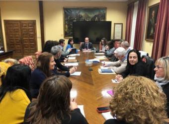 La Comisión Técnica de Violencia de Género aborda cuestiones como la puesta en marcha de un sistema de acompañamiento a mujeres en los trámites de denuncia