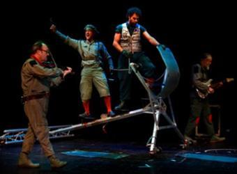Teatro - El viaje de Ulises